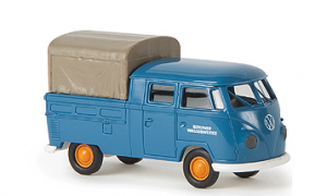 32822 Brekina VW T1b duka met huif Berliner Wasserwerke