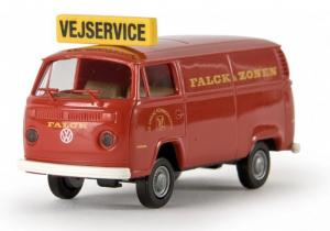 33526 brekina VW KASTEN T2 FALCK & ZONEN