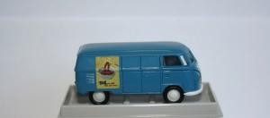 90885 Brekina VOLKSWAGEN : VW T1a KASTEN - BELL WÜRSTLI