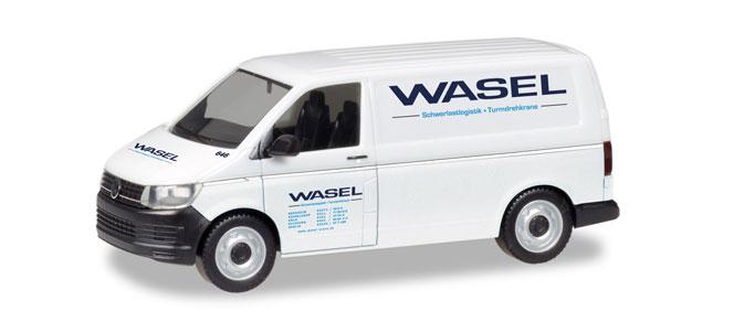 "093644  VW T6 Kombi ""Wasel Krane Servicefahrzeug"