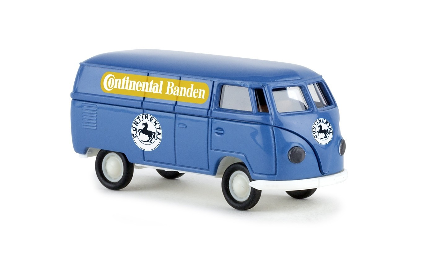 Brekina 32056 VW t1 continental banden