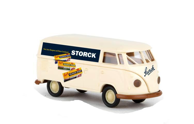 Brekina 32702 VW T1 storck
