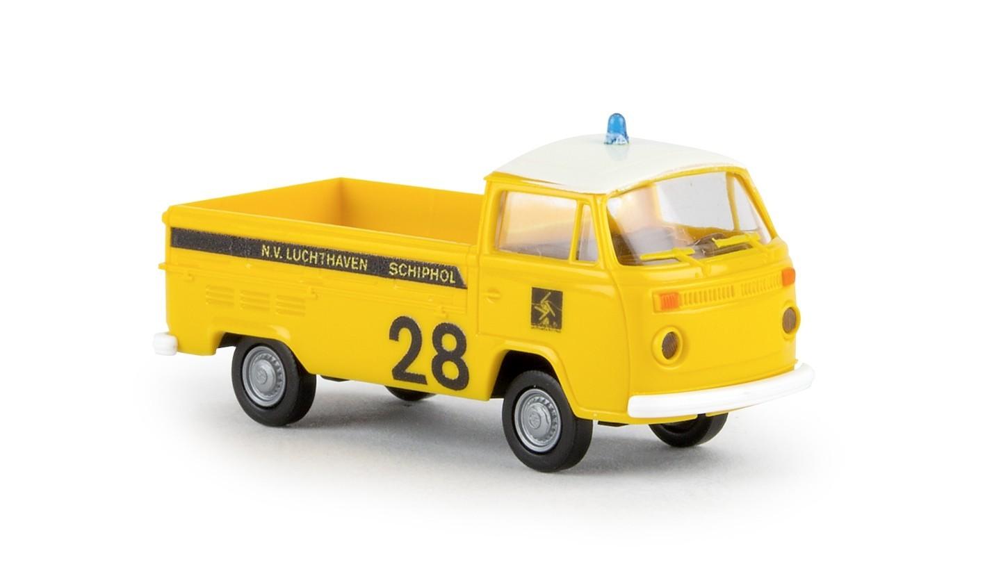 Brekina 33928 VW T2 schiphol