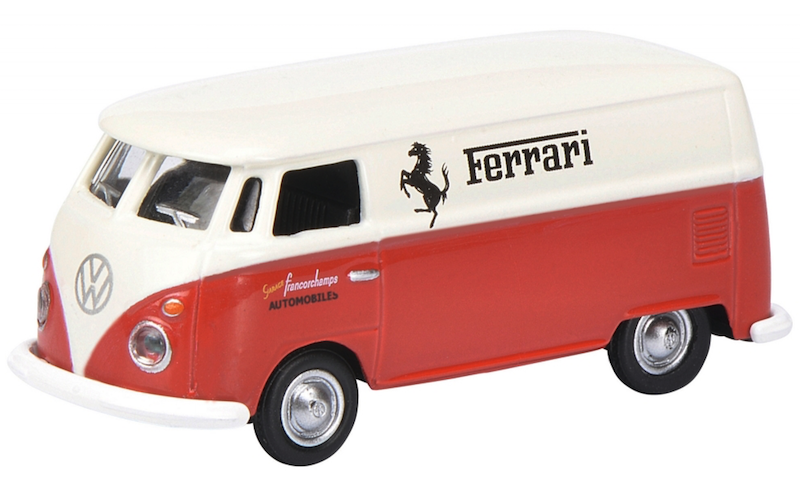 "VW T1c box van Ferrari Automobili ""Francorchamps"" 1:87 (no.452628800)"