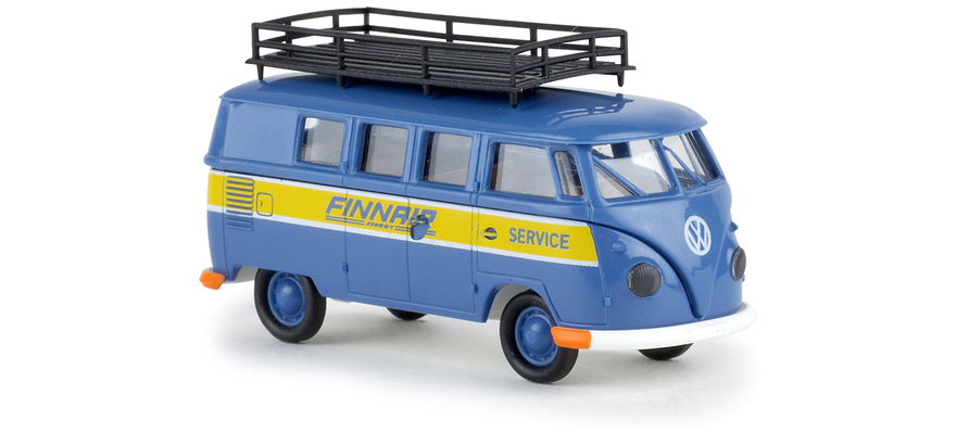 brekina 31583 VW T1 finnair mai 2018