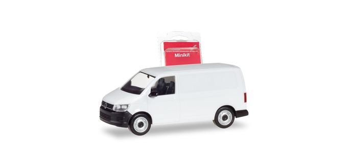 013550 Herpa MiniKit: VW T6 Kasten