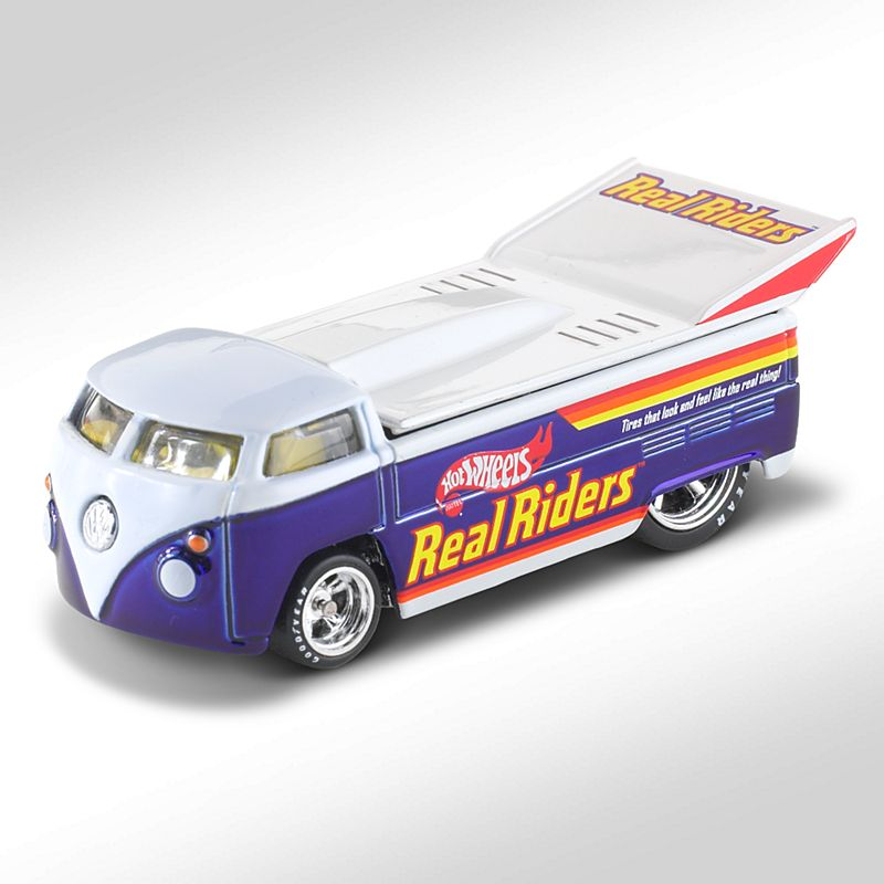 hot wheels volkswagen t1