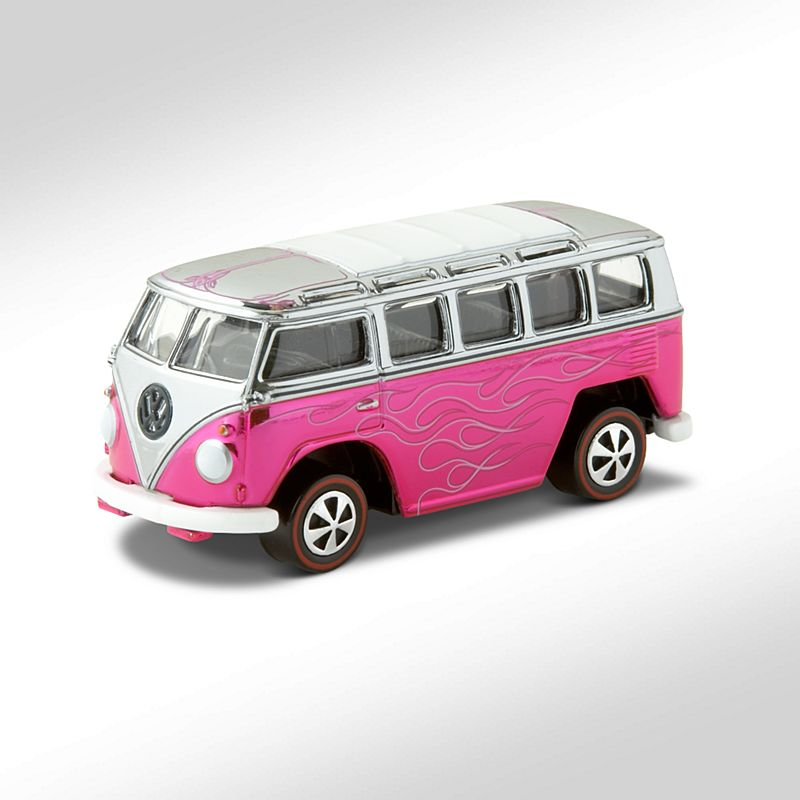 hot wheels samba bus