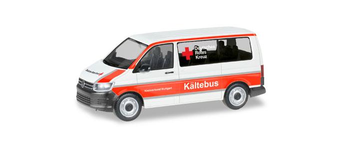 093859 VW T6 Bus DRK Stuttgart - Kältebu