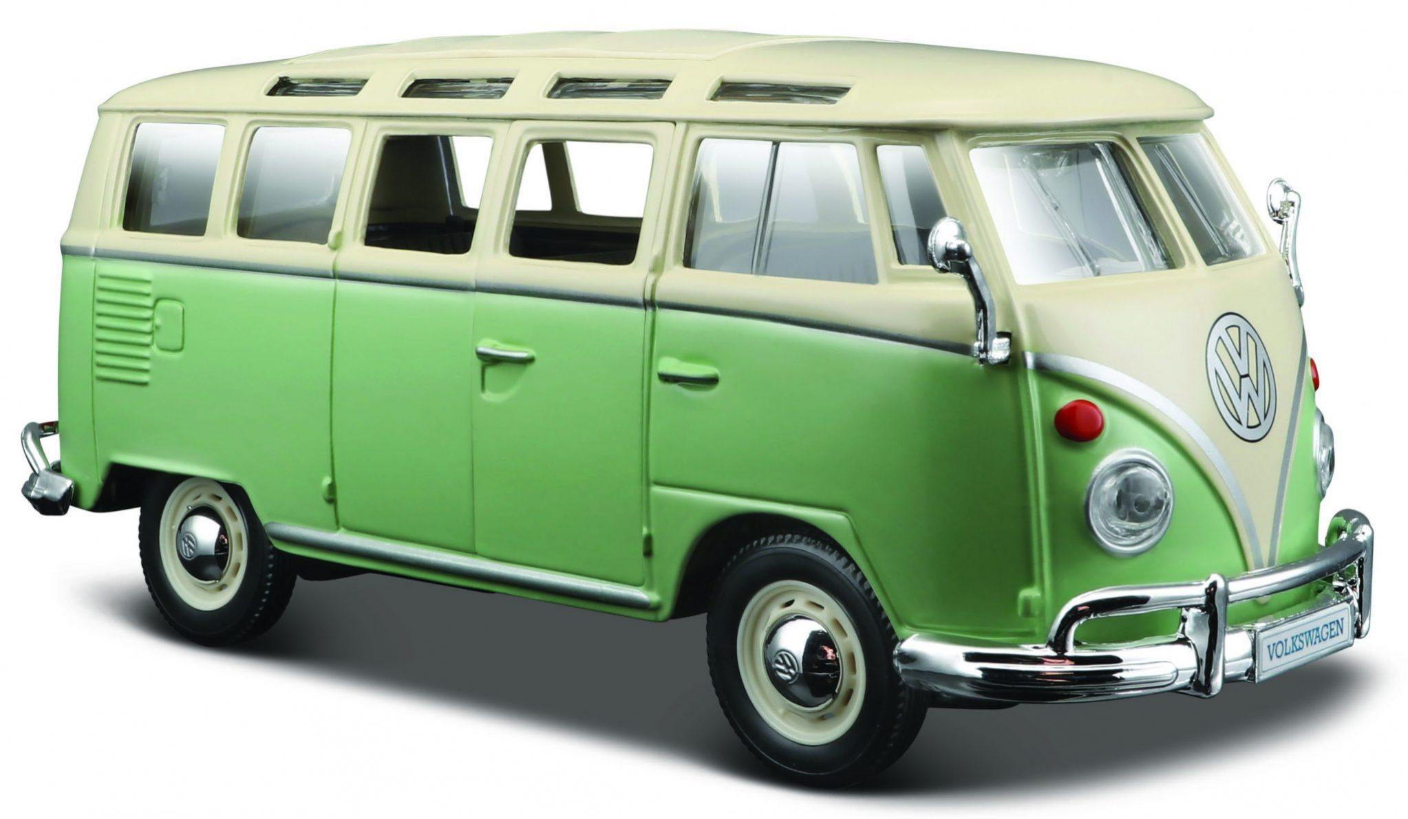 31956G VW T1 samba van 1 op 24