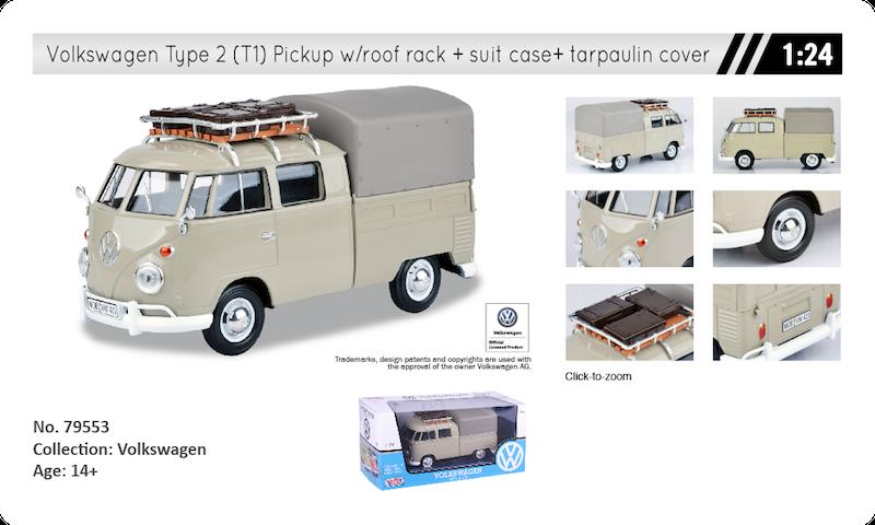 79553 volkswagen t1 doka