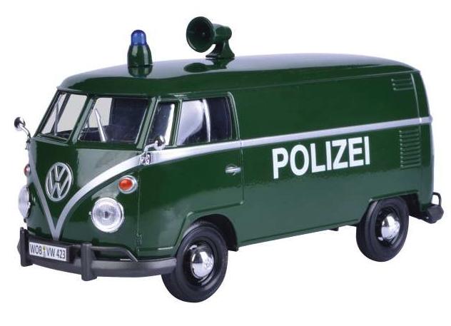 79574 Motormax Volkswagen T1 polizei