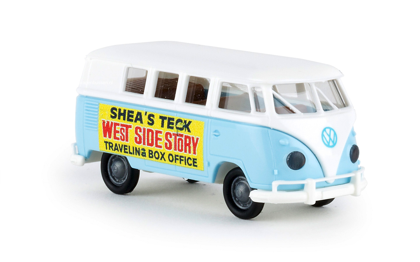 31589 Brekina VW t1 west side story