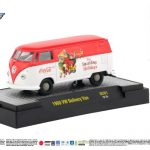 52500-sc01-m2 machines vw delivery van coca cola