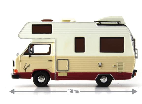 Autocult T3 camper gipsy 09008