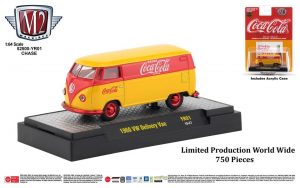 M2 machines vw coca cola 52500_YR01 chase