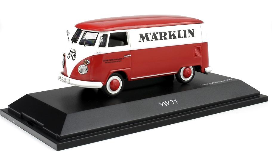 Schuco 450369100 VW T1 Marklin 1op43