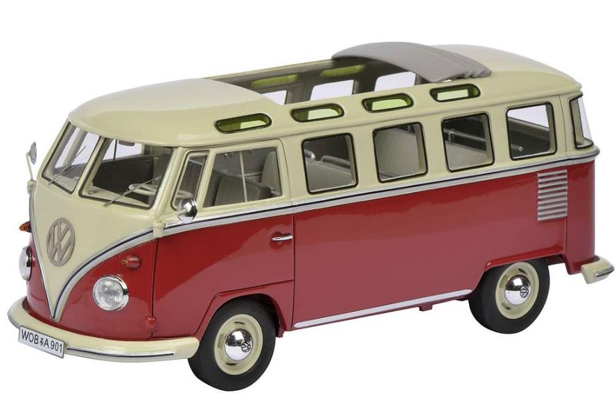 Schuco Volkswagen T1 Samba 450899000 Pro.R32 series