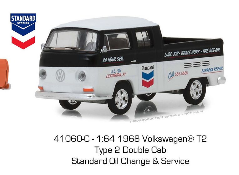 41060 VW T2 greenlight standard oil