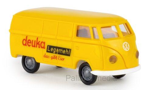 Brekina 31585-1//87 Volkswagen//VW t1b Station Wagon-Nederlandse padvinders-NUOVO