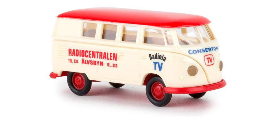 Brekina 31594 VW Kombi T1b Radiocentralen