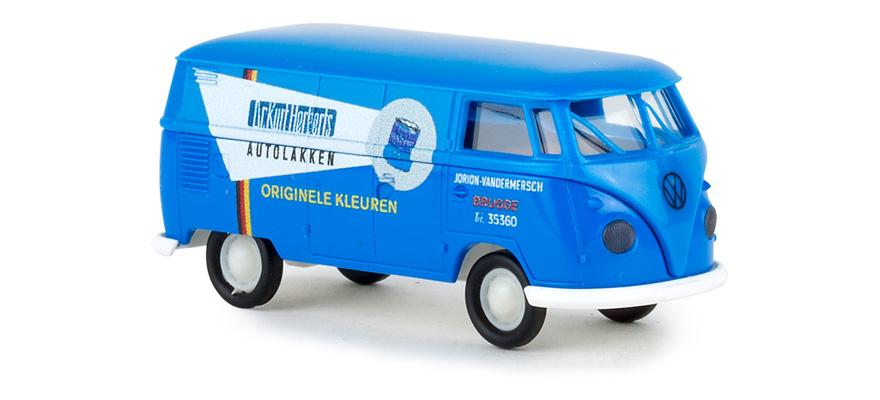 Brekina 32719 VW Kasten T1b Dr. Herbert's Autolakken