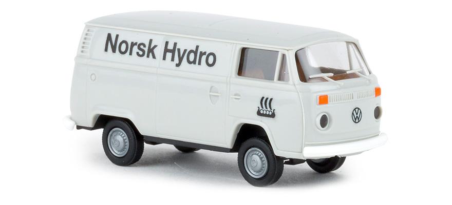 Brekina 33540 VW Kasten T2 Norsk Hydro