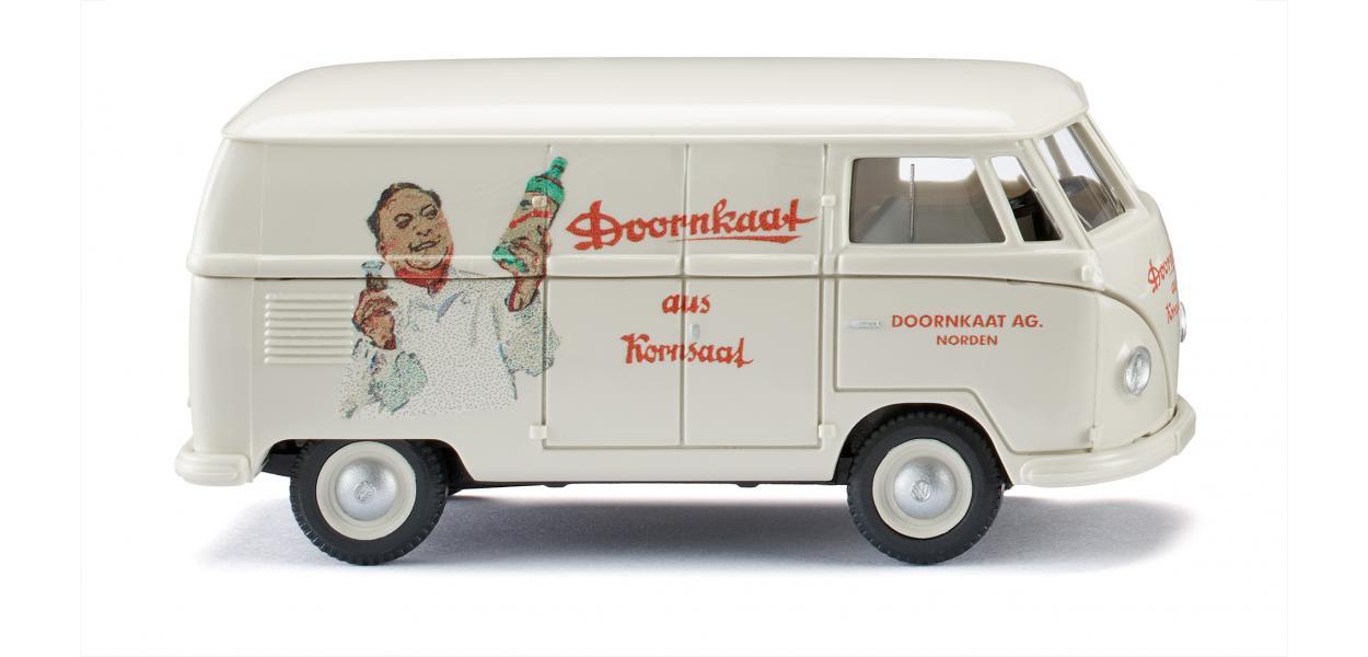 """1:87 VW T1 (Typ 2) Kastenwagen """"Doornkaat"""" Artikel-Nr. 078815"""